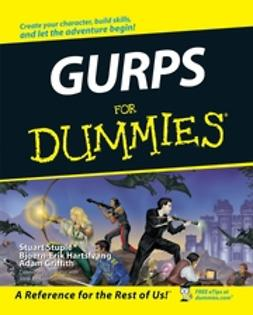 Griffith, Adam - GURPS For Dummies, ebook