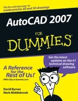 Byrnes, David - AutoCAD 2007 For Dummies, ebook