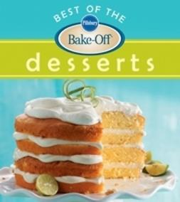 - Pillsbury Best of the Bake-Off Desserts, ebook