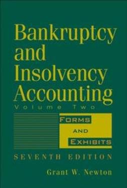 Newton, Grant W. - Bankruptcy and Insolvency Accounting, Volume 2, ebook