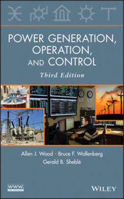 Wood, Allen J. - Power Generation, Operation and Control, ebook