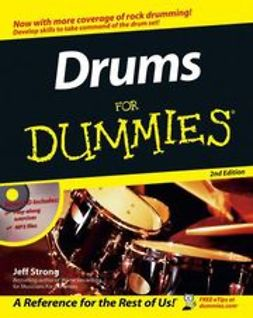 Strong, Jeff - Drums For Dummies, ebook