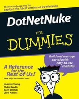 Beadle, Philip - DotNetNuke For Dummies, ebook