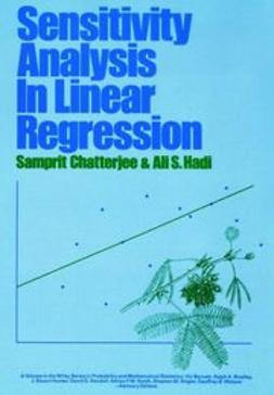 Chatterjee, Samprit - Sensitivity Analysis in Linear Regression, ebook