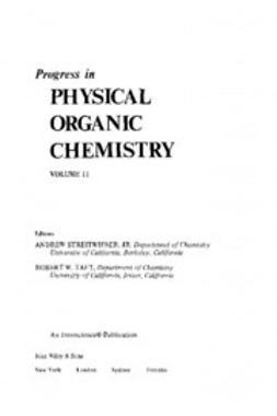 Streitwieser, Andrew - Progress in Physical Organic Chemistry, e-kirja