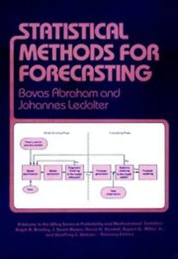 Abraham, Bovas - Statistical Methods for Forecasting, ebook