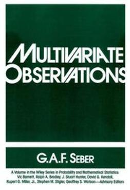 Seber, George A. F. - Multivariate Observations, ebook