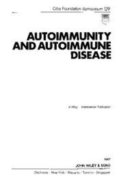 UNKNOWN - Autoimmunity and Autoimmune Disease, ebook