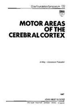 UNKNOWN - Motor Areas of the Cerebral Cortex, ebook
