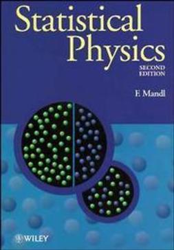 Mandl, Franz - Statistical Physics, e-bok
