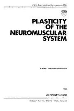 UNKNOWN - Plasticity of the Neuromuscular System, ebook