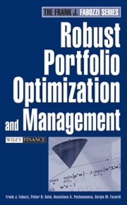 Fabozzi, Frank J. - Robust Portfolio Optimization and Management, ebook