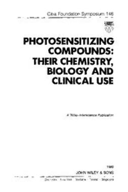 UNKNOWN - Photosensitizing Compounds: Their Chemistry, Biology and Clinical Use, ebook