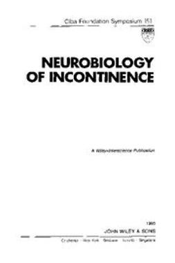 UNKNOWN - Neurobiology of Incontinence, ebook