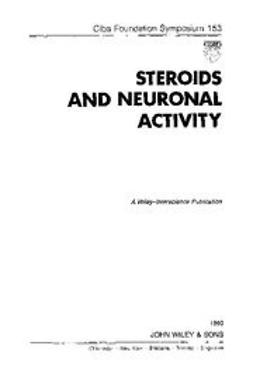 UNKNOWN - Steroids and Neuronal Activity, ebook