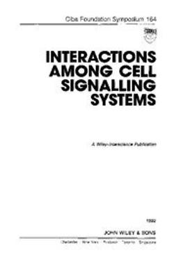 UNKNOWN - Interactions Among Cell Signalling Systems, ebook
