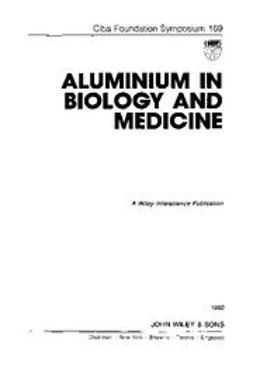 UNKNOWN - Aluminium in Biology and Medicine, ebook