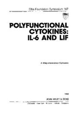 UNKNOWN - Polyfunctional Cytokines: IL-6 and LIF, ebook