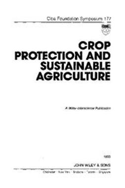 UNKNOWN - Crop Protection and Sustainable Agriculture, ebook