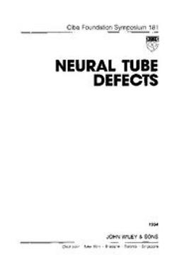 UNKNOWN - Neural Tube Defects, ebook