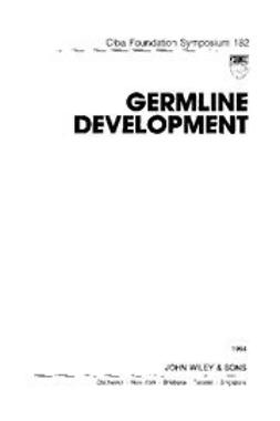 UNKNOWN - Germline Development, ebook