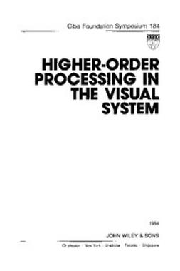 UNKNOWN - Higher-Order Processing in the Visual System, ebook