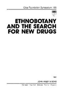 UNKNOWN - Ethnobotany and the Search for New Drugs, ebook