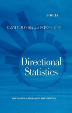 Mardia, Kanti V. - Directional Statistics, ebook