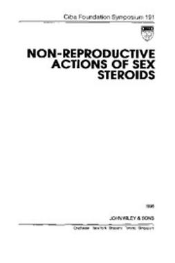 UNKNOWN - Non-Reproductive Actions of Sex Steroids, ebook