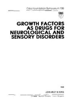 UNKNOWN - Growth Factors as Drugs for Neurological and Sensory Disorders, ebook