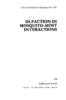 UNKNOWN - Olfaction in Mosquito-Host Interactions, ebook