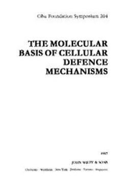 UNKNOWN - The Molecular Basis of Cellular Defence Mechanisms, ebook