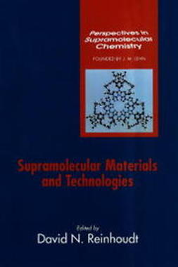 Reinhoudt, David N. - Supramolecular Materials and Technologies, ebook