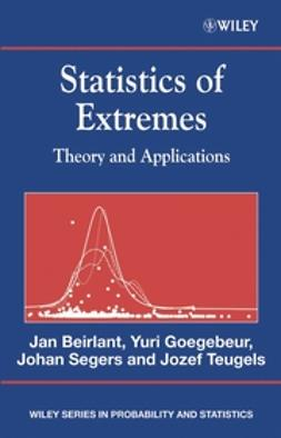 Beirlant, Jan - Statistics of Extremes: Theory and Applications, e-bok