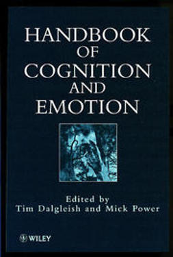 Dalgleish, Tim - Handbook of Cognition and Emotion, ebook