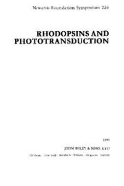 Foundation, Novartis - Rhodopsins and Phototransduction, ebook