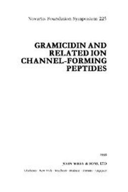 Foundation, Novartis - Gramicidin and Related Ion Channel-Forming Peptides, ebook