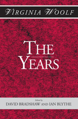 Woolf, Virginia - The Years, ebook