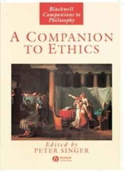 Singer, Peter - A Companion to Ethics, ebook