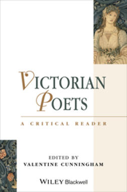 Cunningham, Valentine - Victorian Poets: A Critical Reader, ebook