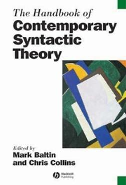Baltin, Mark - The Handbook of Contemporary Syntactic Theory, e-bok