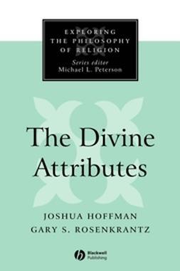 Hoffman, Joshua - The Divine Attributes, ebook