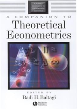 Baltagi, Badi - A Companion to Theoretical Econometrics, ebook