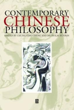 Bunnin, Nicholas - Contemporary Chinese Philosophy, ebook