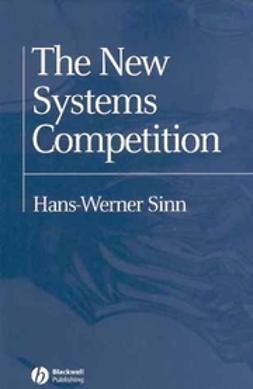 Sinn, Hans-Werner - The New Systems Competition, ebook