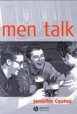 Coates, Jennifer - Men Talk, e-bok