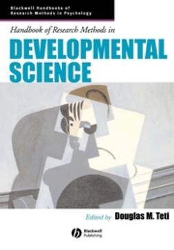 Teti, Douglas - Handbook of Research Methods in Developmental Science, e-bok
