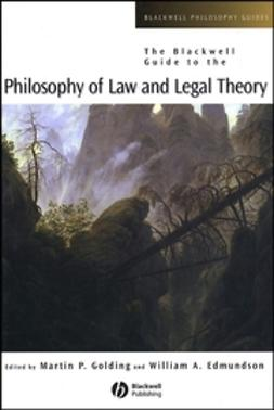Edmundson, William A. - The Blackwell Guide to the Philosophy of Law and Legal Theory, ebook