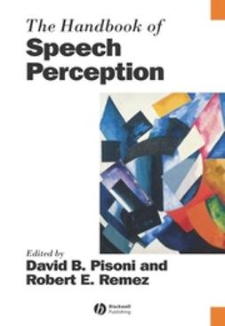 Pisoni, David - The Handbook of Speech Perception, ebook