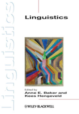 Baker, Anne E. - Linguistics, ebook